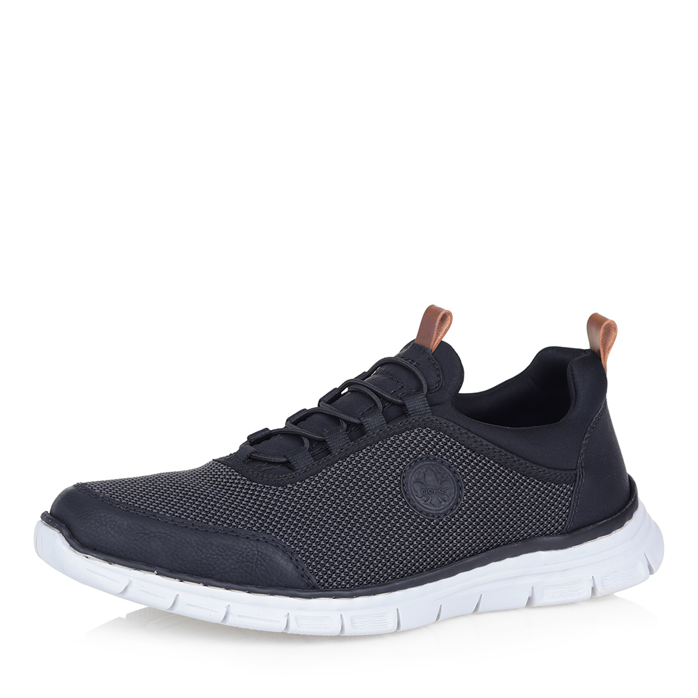 Черные кроссовки на белой подошве фото
