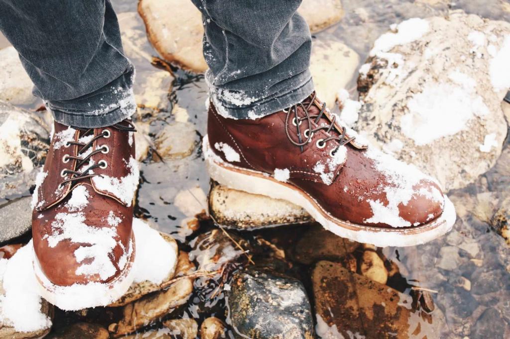 Как выбрать удобную зимнюю обувь