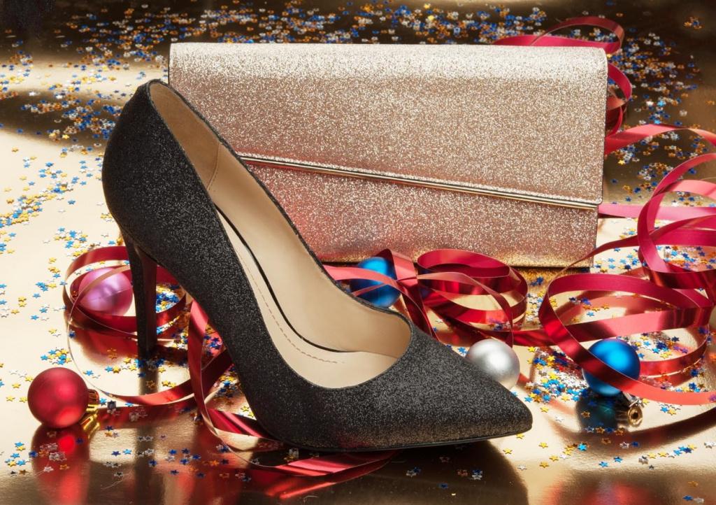 Как выбрать туфли на Новый год