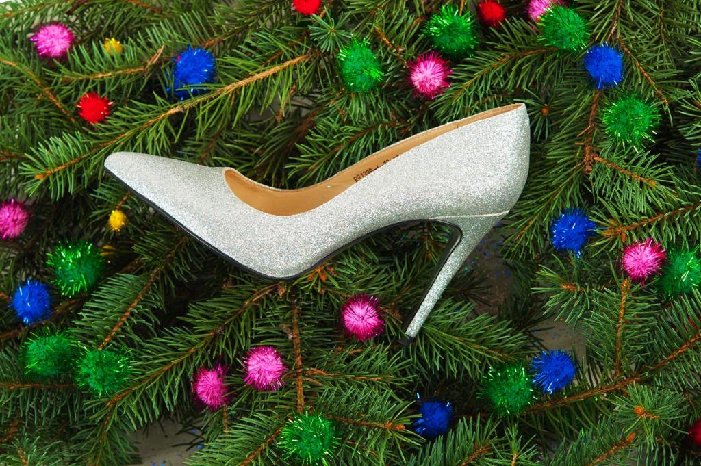 Туфли на Новый год
